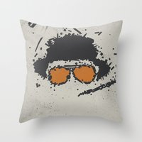 Fear And Loathing In Las… Throw Pillow