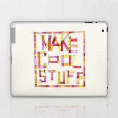 Make Cool Stuff Laptop & iPad Skin