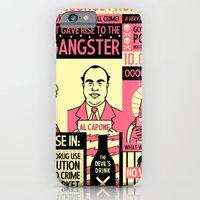 iPhone & iPod Case featuring Prohibition by Rena Littleson