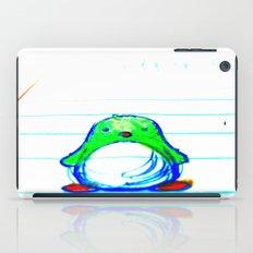 Radioactive Penguin iPad Case