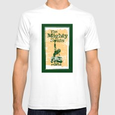 The Mighty Souls: Soul & Funk Legends SMALL White Mens Fitted Tee