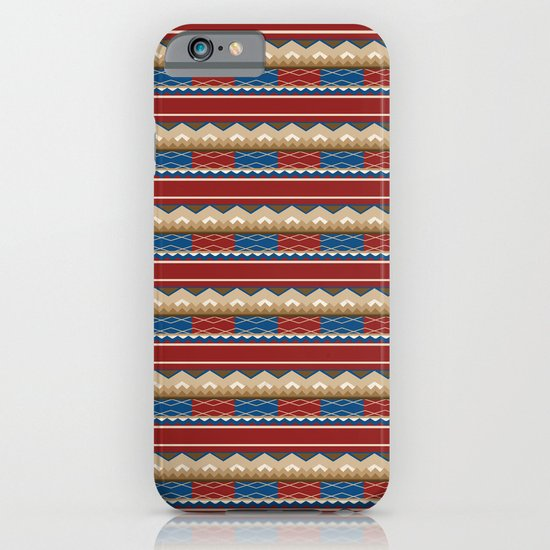 Navajo Pattern 2 iPhone & iPod Case