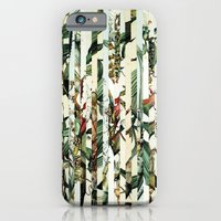 iPhone & iPod Case featuring Flowr_02 by Robert Colquhoun