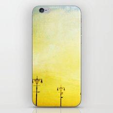 Coney Island Boardwalk iPhone & iPod Skin