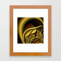 Process of Transformation Framed Art Print