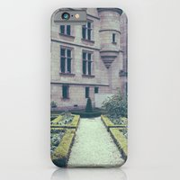 French Garden Maze II iPhone 6 Slim Case