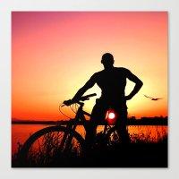 Sunset Magic Canvas Print