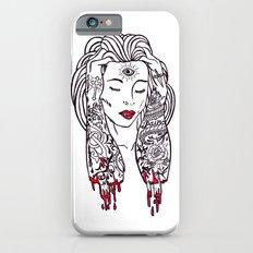 Queen of disaster iPhone 6 Slim Case