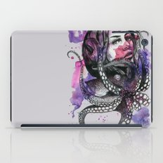 Octopus by carographic iPad Case