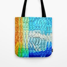 Creature from the Deep 2 Tote Bag