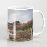 Blea Tarn With Langdale … Mug