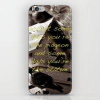 The Pidgeon iPhone & iPod Skin