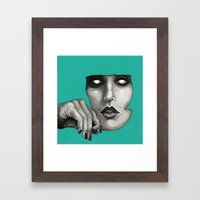 Study Framed Art Print