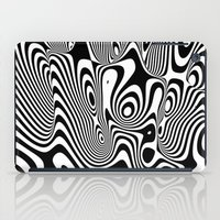Trippy Background iPad Case