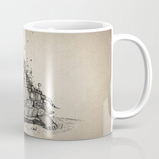 Tortoise Town Mug