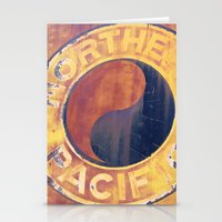 Rust and Memories Stationery Cards