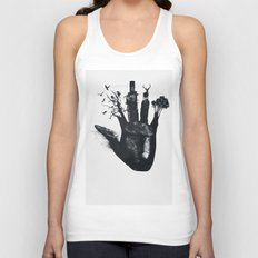 1 4d money 4 for life Unisex Tank Top