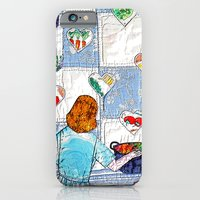 iPhone Cases featuring Cooking with love by Bozena Wojtaszek