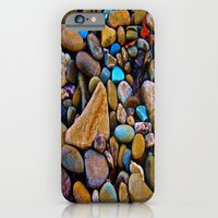 iPhone & iPod Case featuring River Rock by Biff Rendar