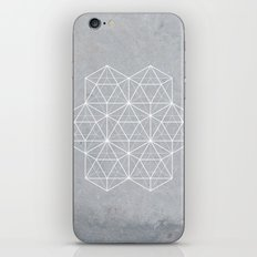 Sacred Geometry - Stars iPhone & iPod Skin