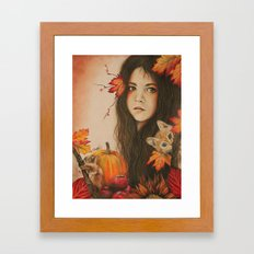 Autumn Framed Art Print