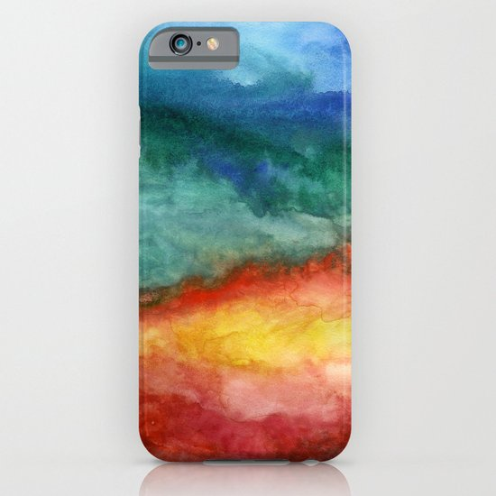 Leaving California iPhone & iPod Case