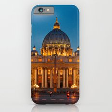 Basilica Papale Di San P… iPhone 6 Slim Case