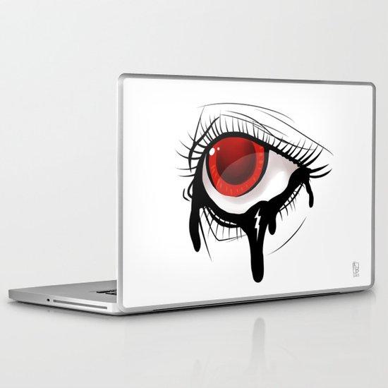 """Lightning Bolt"" by Kailyn Boehm Laptop & iPad Skin"