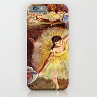 Dancer With Bouquet iPhone 6 Slim Case