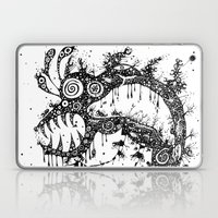 the big monster Laptop & iPad Skin