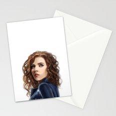 Black Widow....Avengers....Marvel.... Stationery Cards
