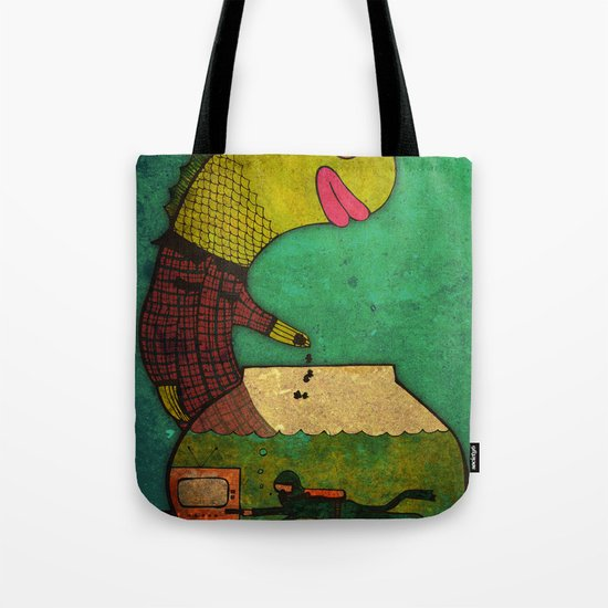 one lost soul Tote Bag