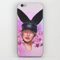 Hunny Bunny iPhone & iPod Skin