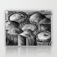 Selection of cakes Laptop & iPad Skin
