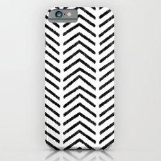 Graphic_Black&White #4 iPhone 6 Slim Case