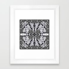 PATTERN5 Framed Art Print