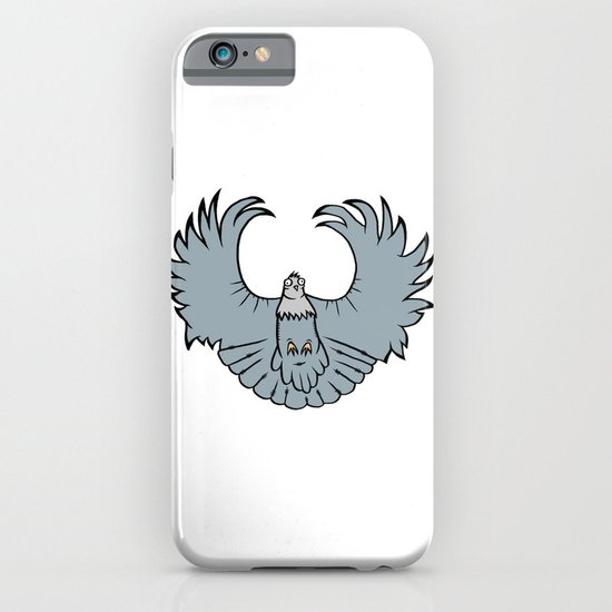pigeon iPhone & iPod Case