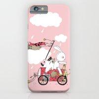 Runs Away iPhone 6 Slim Case