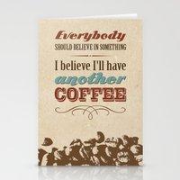 Everybody Should Believe… Stationery Cards