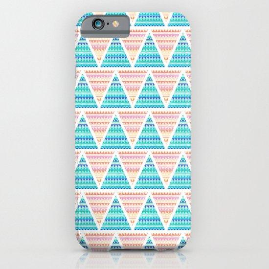 Mixed Aztec Pattern iPhone & iPod Case