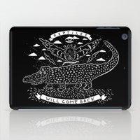 reptiles iPad Case