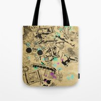 My Broken Dreams Tote Bag
