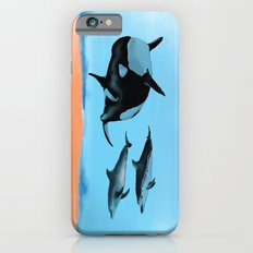 Orca and Dolphin iPhone 6s Slim Case