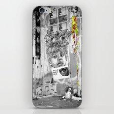 Truth Lies iPhone & iPod Skin
