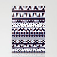Tribal Vibe Stationery Cards