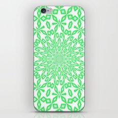 Green... iPhone & iPod Skin