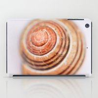 Snail Shell iPad Case
