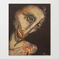 Cirque Canvas Print