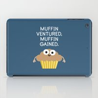 Crummy Advice iPad Case