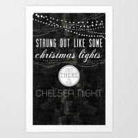 Ryan Adams- Hotel Chelse… Art Print